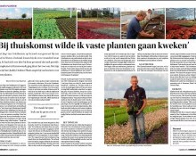 Interview in Bloembollenvisie